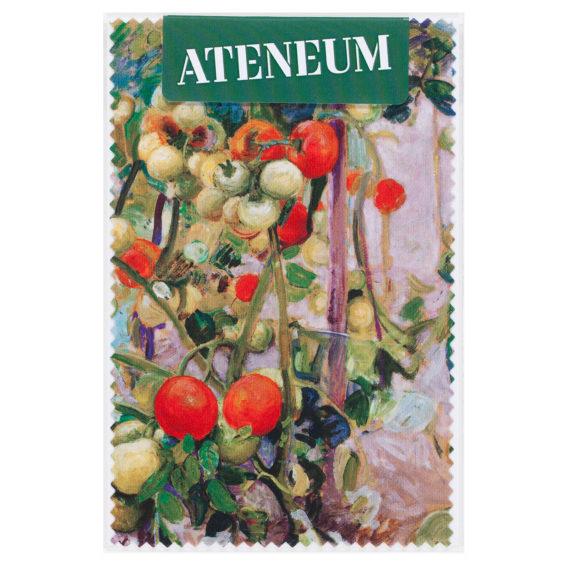 Tomaatteja mikrokuituliina