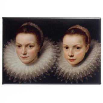 Kaksi sisarta magneetti