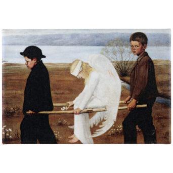 Haavoittunut enkeli magneetti
