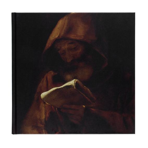 Lukeva munkki iso muistikirja