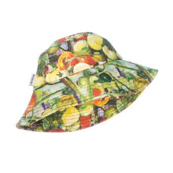 Tomaatteja hattu leveälierinen