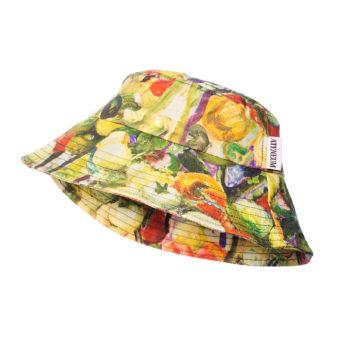 Tomaatteja hattu kapealierinen