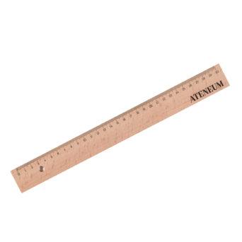Ateneum puuviivoitin 30 cm