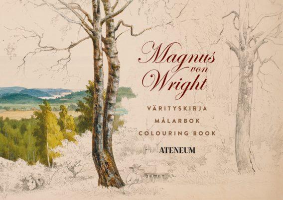 Magnus von Wright värityskirja
