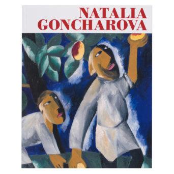 Natalia Goncharova näyttelyn englanninkielinen julkaisu