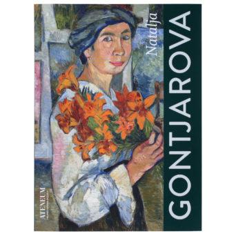 Natalia Gontjarona näyttelyn katalogi