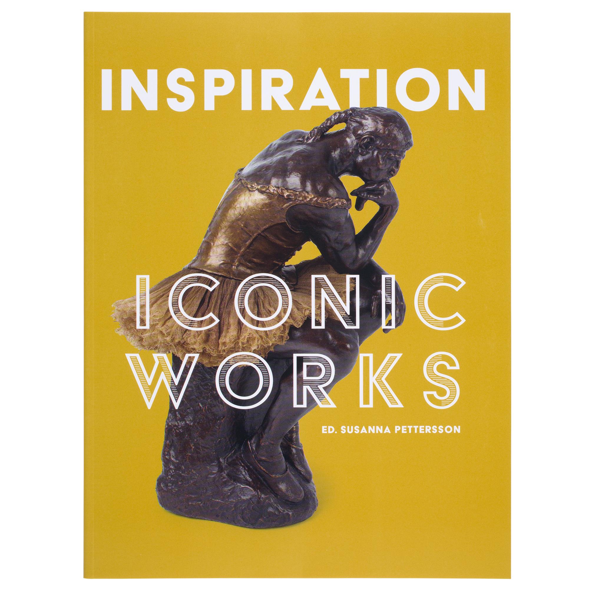 Inspiration - Iconic Works exhibition catalogue