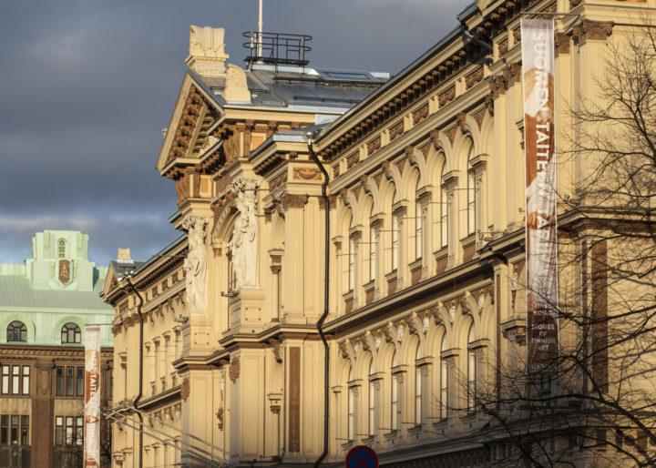 Ateneum building