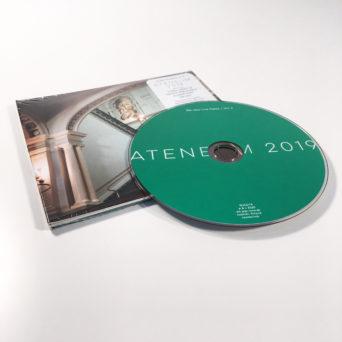 Ateneum-CD-levy