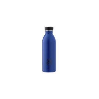 Sininen juomapullo