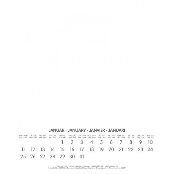 Kalenterin sisäsivu